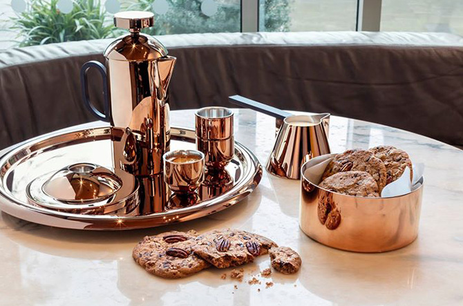 Brew Coffee Collection by Tom Dixon