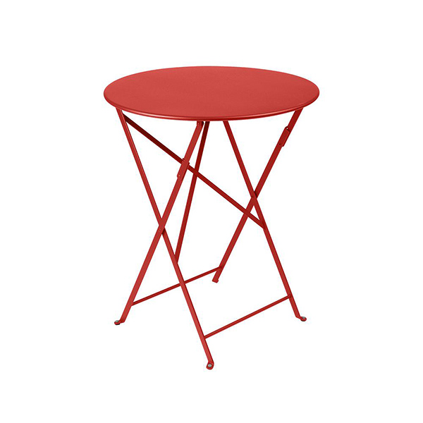 Bistro Round Folding Table by Fermob.