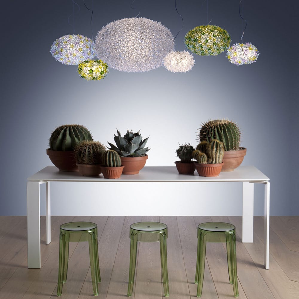 Bloom Pendant by Kartell