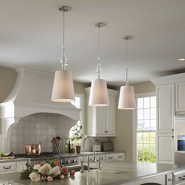 Kitchen Lighting Ceiling Wall Undercabinet Lights At Lumenscom - Large kitchen pendants