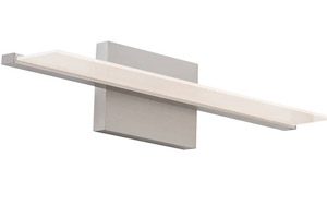 Modern Bathroom Light Bar. Span Bath Bar By Tech Lighting