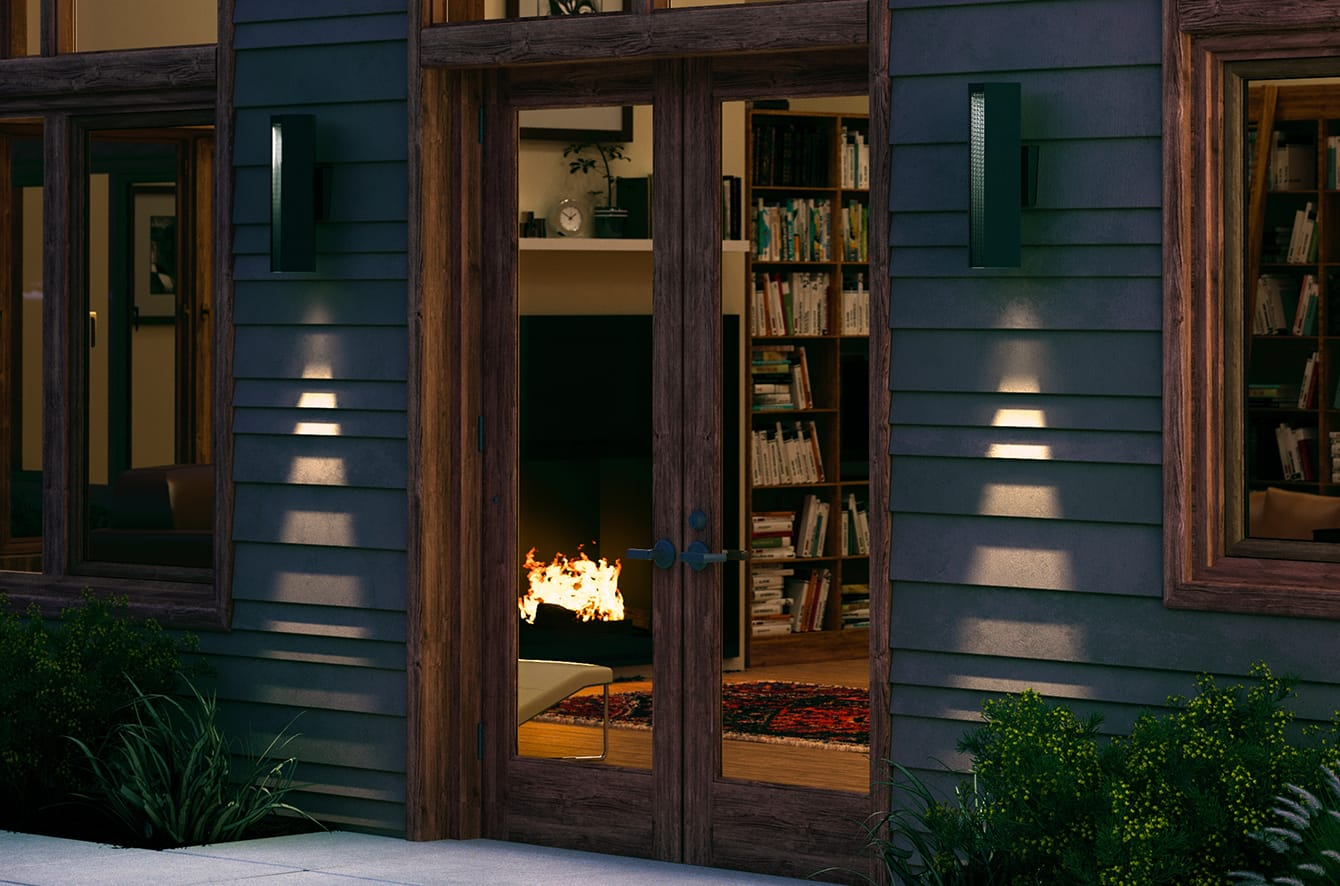 Root Outdoor Wall Sconce by Tech Lighting