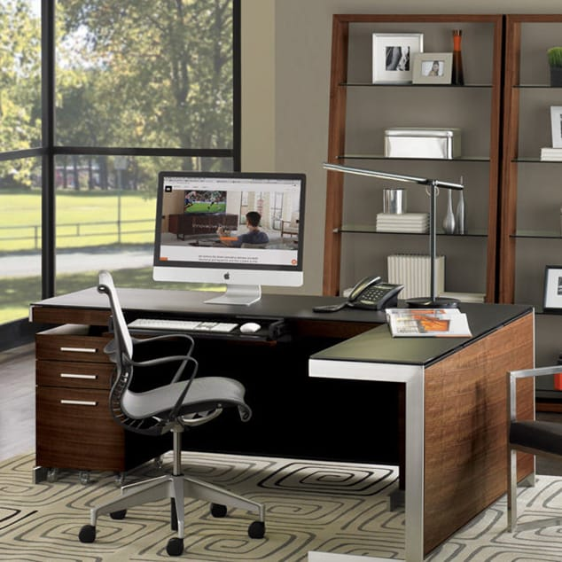 5 Office Spaces with Singular Style