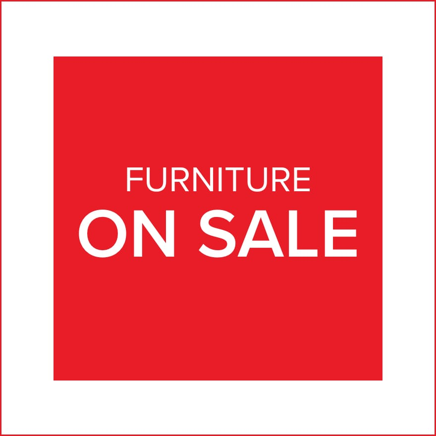 Furniture on sale