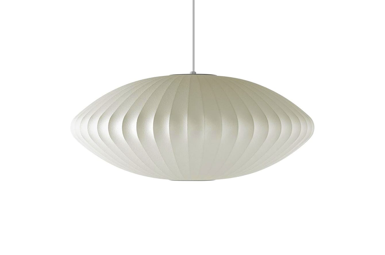 Saucer Bubble Pendant by George Nelson for Herman Miller®