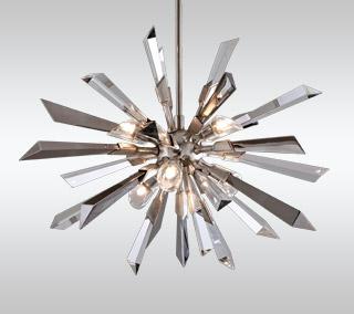 Inertia Pendant by Corbett Lighting