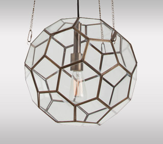 Beck Pendant By Arteriors