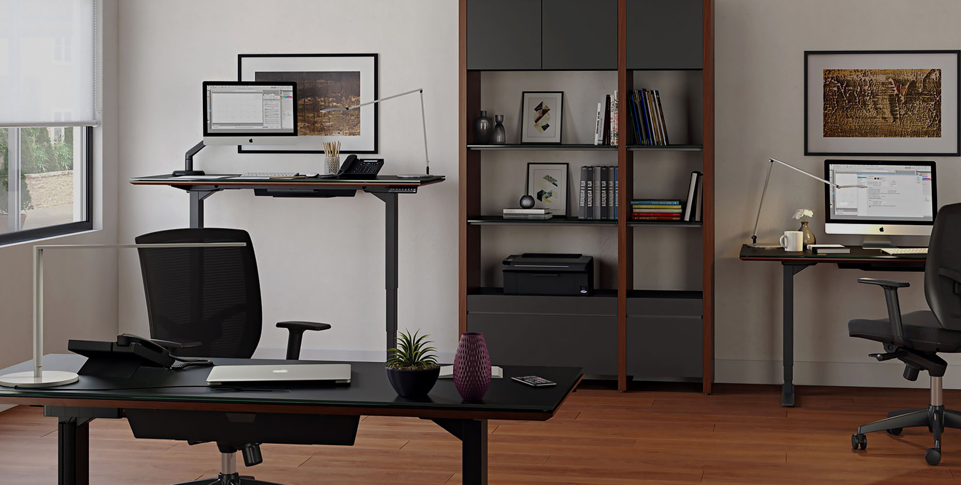 Buyer's Guide to Sit-Stand Desks