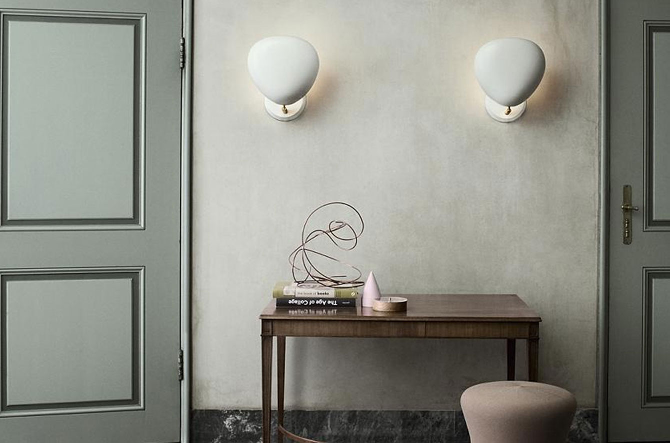 Cobra Wall Sconce by Gubi