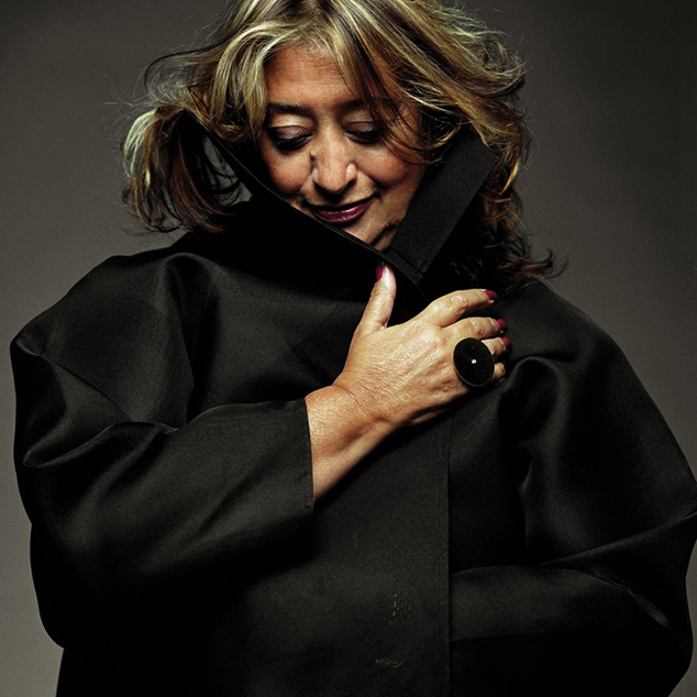 A Tribute to Zaha Hadid.