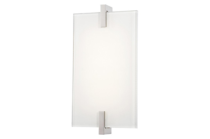 Hooked LED Wall Sconce by George Kovacs