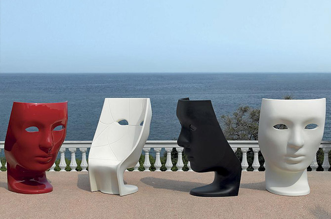 Nemo Chair by Driade