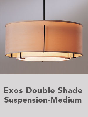 Exos Double Shade Suspension-Medium