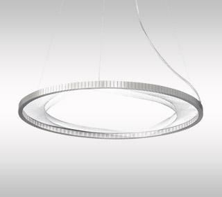 Interlace Suspension By LBL Lighting