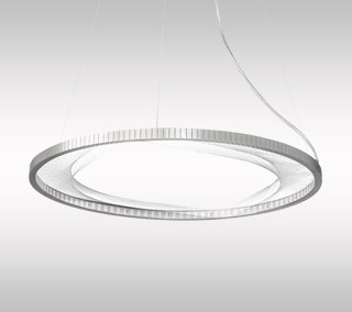 Interlace Suspension By LBL Lighting