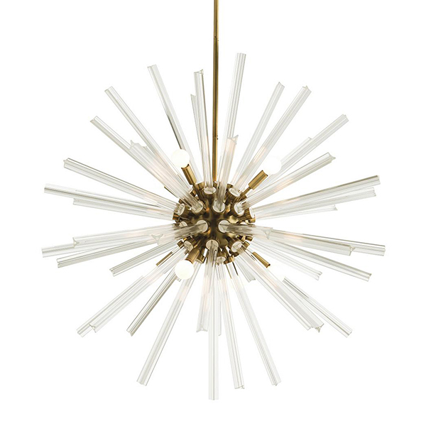 Hanley Large Chandelier by Arteriors
