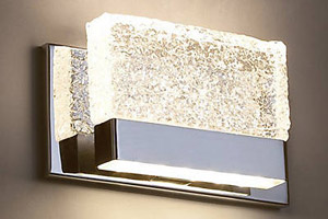 Glacier LED Wall Sconce