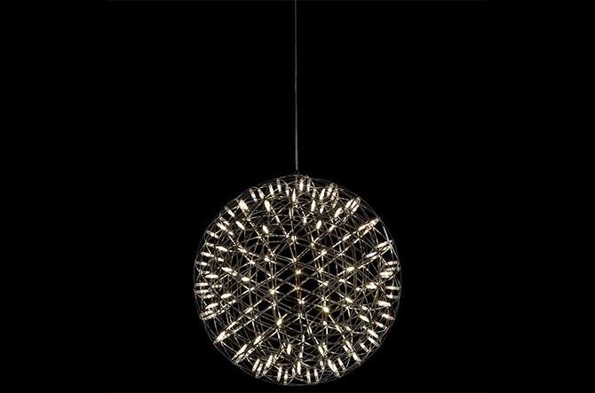 Raimond LED Suspension by Moooi