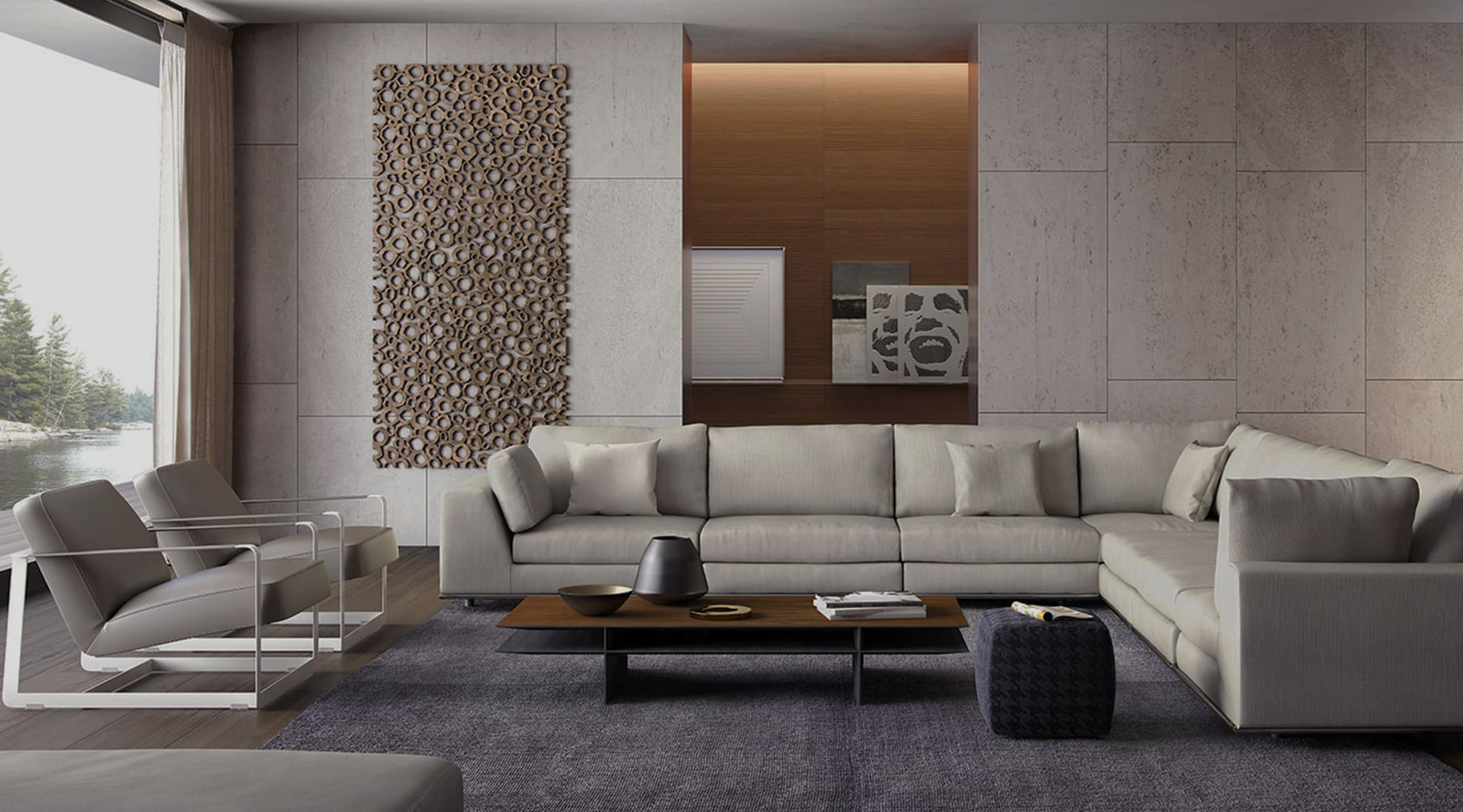 Where To Put Living Room Furniture