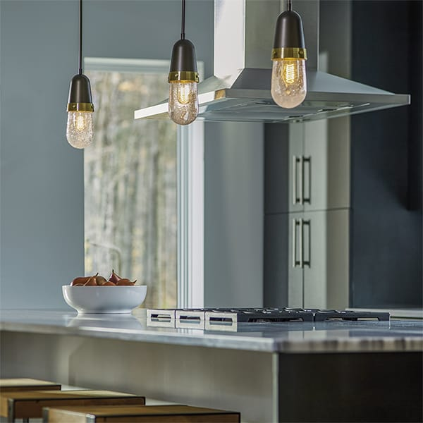 Fizz Mini Pendant by Hubbardton Forge