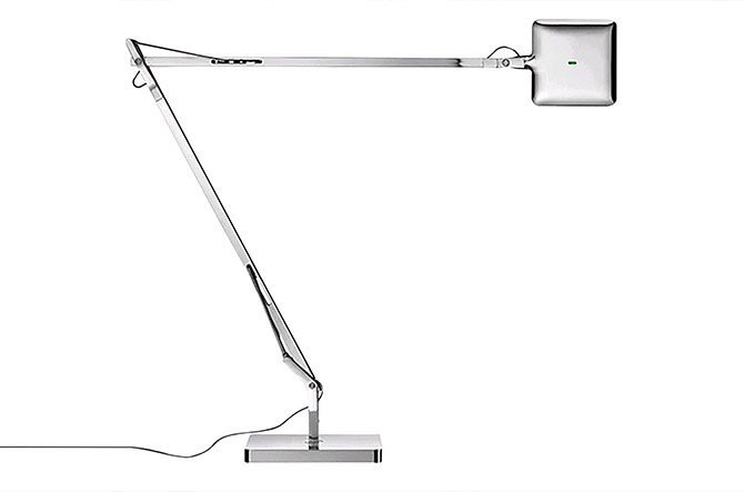Kelvin LED Green Mode 1 Task Lamp by FLOS