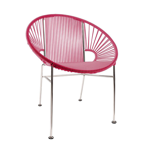 Concha Chair by Innit Designs.