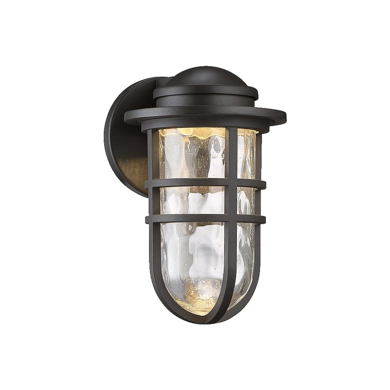 Steampunk Indoor/Outdoor Wall Sconce by dweLED