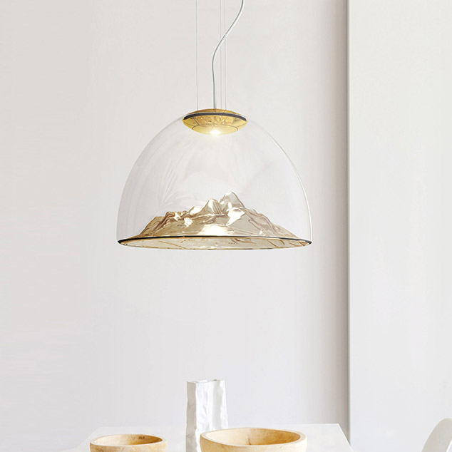 Mountain View by Dima Loginoff for AXO Light