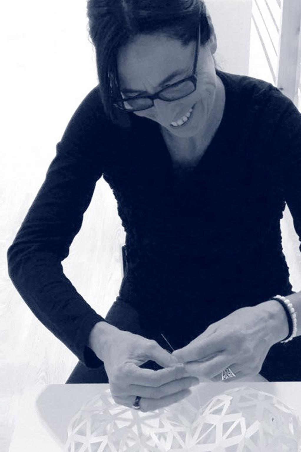 Bover founder Joana Bover