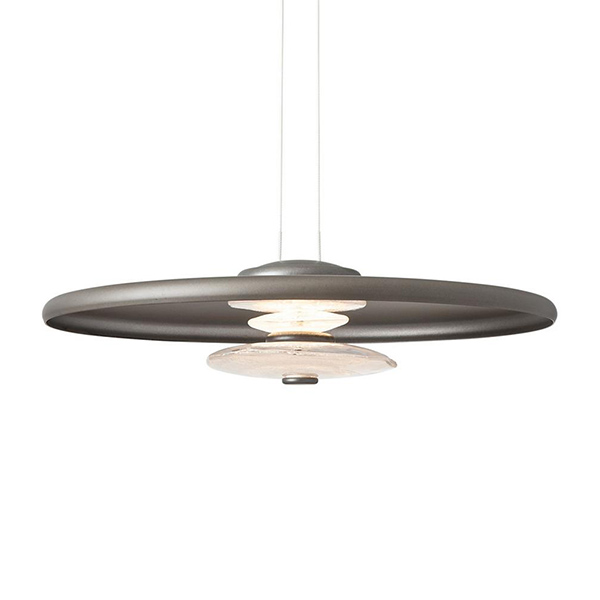 Cairn LED Pendant by Hubbardton Forge.