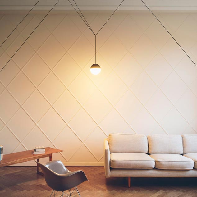 Flos String Light Project