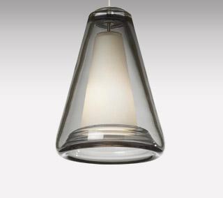 Billow Pendant by Tech Lighting