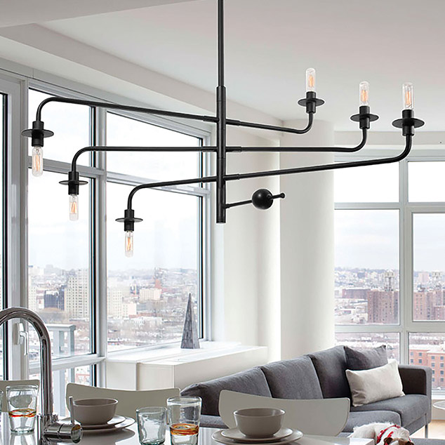 Atelier Collection by Robert Sonneman for SONNEMAN Lighting.