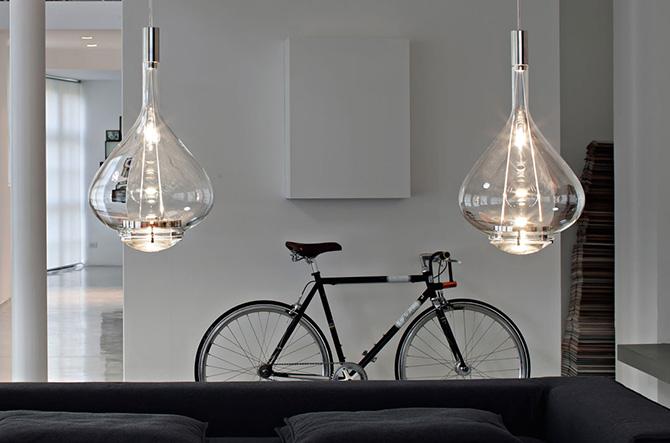 Sky Fall LED Pendant by Studio Italia Design