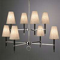 Transitional Chandeliers & Linear Suspension