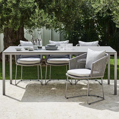 Outdoor Dining Furniture | Modern Patio Dining Furniture at Lumens.com