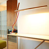 Office Lighting Clamp & Shelf Lamps