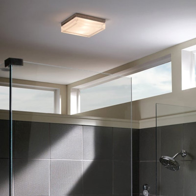 Bathroom Lighting Flushmounts