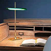 Home Office & Work Space Library Lamps