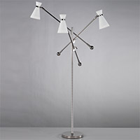 Floor and Table Lamps Multi-Arm Floor Lamps