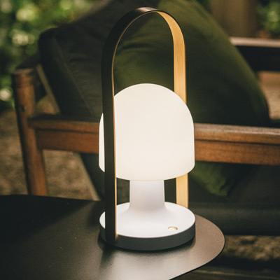 Floor and Table Lamps Battery Operated Lamps