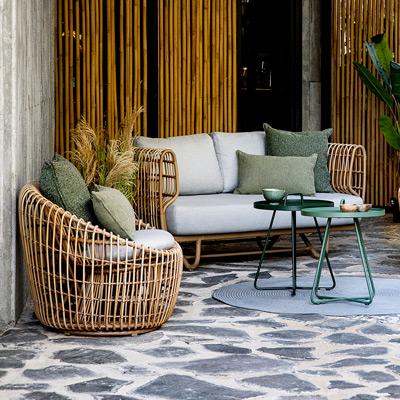 Outdoor Furniture Bamboo Outdoor Furniture