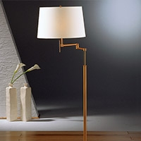 Floor Lamps Modern Reading Swingarm Amp Arc Floor Lamps