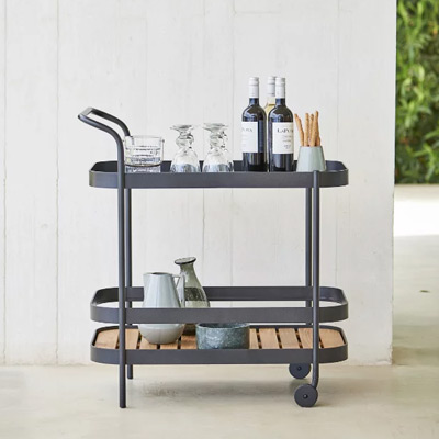 Outdoor Furniture Outdoor Storage, Carts & Trolleys