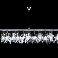 Chandeliers & Linear Suspension Crystal Suspension