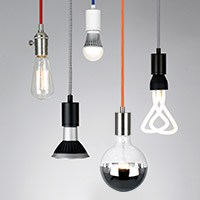 Floor and Table Lamps Light Bulbs