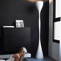 Floor and Table Lamps Uplights & Torchieres