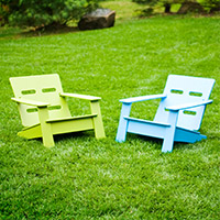 Outdoor Furniture Kids Lounging