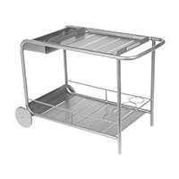 Shelving & Storage Outdoor Storage, Carts & Trolleys