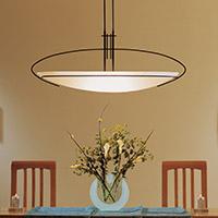 Dining Room Bowl Pendants